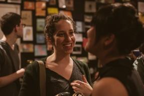 Amy Kurzweil / Jen Choi / photo: Stacey Conant