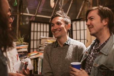 Luis Jaramillo & Matthew Brookshire / photo: Stacey Conant